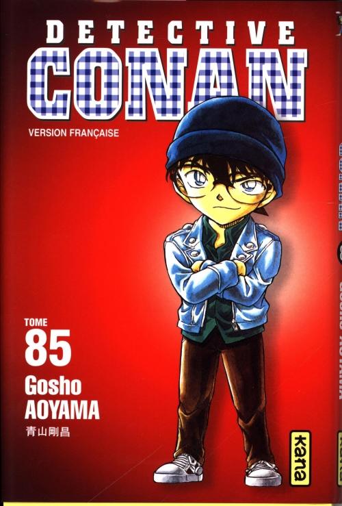 Couverture Détective Conan, tome 85