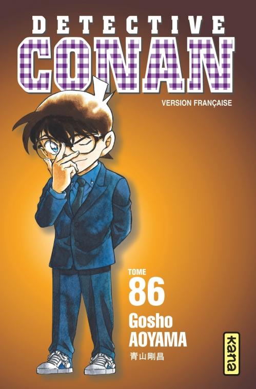 Couverture Détective Conan, tome 86