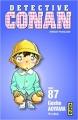 Couverture Détective Conan, tome 87 Editions Kana 2016