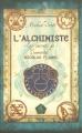 Couverture Les secrets de l'immortel Nicolas Flamel, tome 1 : L'alchimiste Editions 12-21 2012