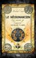 Couverture Les secrets de l'immortel Nicolas Flamel, tome 4 : Le nécromancien Editions 12-21 2012
