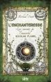 Couverture Les secrets de l'immortel Nicolas Flamel, tome 6 : L'enchanteresse Editions 12-21 2013