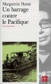 Couverture Un barrage contre le Pacifique Editions Folio  (Plus) 1997