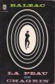 Couverture La peau de chagrin Editions Le Livre de Poche (Classique) 1966