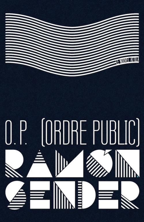 Couverture O.P. (Ordre Public)