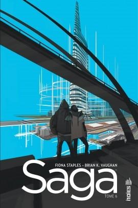 Couverture Saga, tome 06