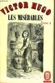 Couverture Les Misérables (3 tomes), tome 2 Editions Le Livre de Poche (Classique) 1967