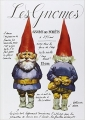 Couverture Les Gnomes Editions Albin Michel 2003