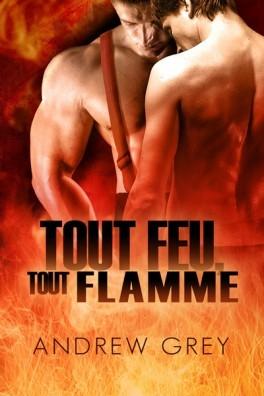 Couverture Par le Feu, tome 2 : Tout feu, tout flamme