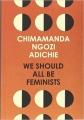 Couverture Nous sommes tous des féministes Editions Fourth Estate 2014