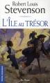 Couverture L'île au trésor Editions de Borée (Poche classique) 2011