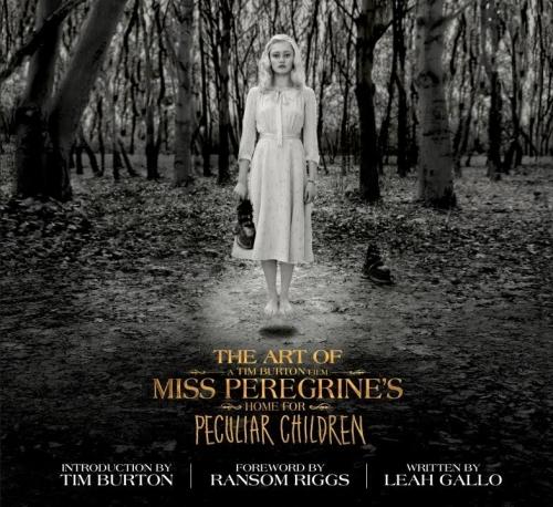 Couverture Tout l'art de Miss Peregrine et les enfants particuliers