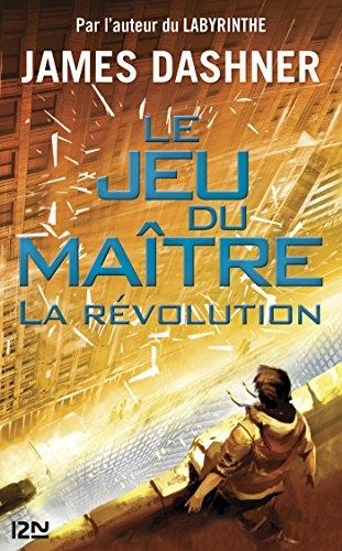 Couverture Le jeu du maître, tome 2 : La révolution