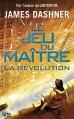 Couverture Le jeu du maître, tome 2 : La révolution Editions 12-21 2016