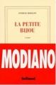 Couverture La Petite Bijou Editions Gallimard  (Blanche) 2001