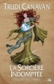 Couverture L'âge des cinq, tome 2 : La sorcière indomptée Editions Bragelonne 2010