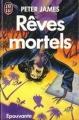 Couverture Rêves mortels Editions J'ai Lu (Épouvante) 1991