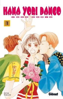 Couverture Hana Yori Dango, tome 01