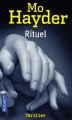 Couverture Rituel Editions Pocket (Thriller) 2009