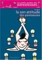 Couverture La zen attitude des paresseuses Editions Marabout 2007