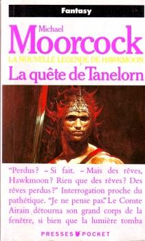 Couverture La Légende de Hawkmoon, tome 7 : La Quête de Tanelorn