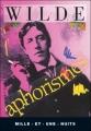 Couverture Aphorismes Editions Mille et une nuits (La petite collection) 1997