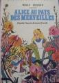Couverture Alice au pays des merveilles / Les aventures d'Alice au pays des merveilles Editions Hachette (Bibliothèque rose) 1975