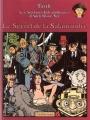 Couverture Les Aventures Extraordinaires d'Adèle Blanc-Sec, tome 05 : Le Secret de la salamandre Editions Casterman 1981