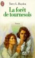 Couverture La forêt de tournesols Editions J'ai Lu 1989