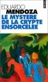 Couverture Le Mystère de la crypte ensorcelée Editions Points 1982