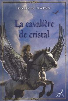 Couverture Summoning, tome 3 : La cavalière de cristal