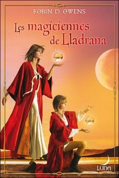Couverture Summoning, tome 4 : Les magiciennes de Lladrana