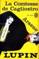 Couverture La comtesse de Cagliostro Editions Le Livre de Poche (Policier) 1968