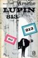 Couverture 813, intégrale Editions Le Livre de Poche (Policier) 1968