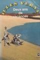 Couverture Deux ans de vacances Editions Le Livre de Poche (Jules Verne) 1967