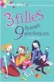 Couverture 3 filles et 9 bonnes résolutions / 9 bonnes résolutions Editions Hachette (Planète filles) 2005