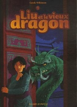 Couverture Liu et le vieux dragon