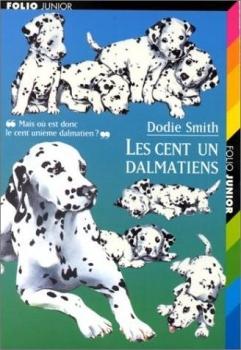 Couverture Les cent un dalmatiens