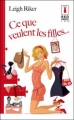 Couverture Ce que veulent les filles... Editions Harlequin (Red Dress Ink) 2010