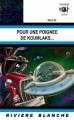 Couverture Pour une poignée de Koumlaks... Editions Rivière blanche 2008