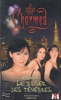 Couverture Charmed, tome 02 : Le baiser des ténèbres