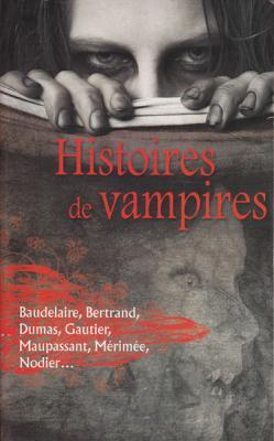 Couverture Histoires de vampires