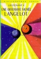 Couverture Une offensive signée Langelot Editions Hachette (Bibliothèque verte) 1973