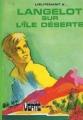 Couverture Langelot sur l'île déserte Editions Hachette (Bibliothèque verte) 1977