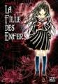 Couverture La fille des enfers, tome 1 Editions Pika 2008