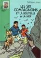 Couverture Les Six Compagnons et la bouteille à la mer Editions Hachette (Bibliothèque Verte) 2003