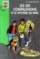 Couverture Les Six Compagnons et le mystère du parc Editions Hachette (Bibliothèque verte) 2003