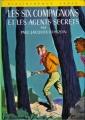 Couverture Les Six Compagnons et les agents secrets Editions Hachette (Bibliothèque verte) 1970