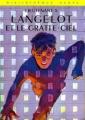 Couverture Langelot et le gratte-ciel Editions Hachette (Bibliothèque verte) 1974