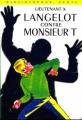 Couverture Langelot contre monsieur T Editions Hachette (Bibliothèque verte) 1974